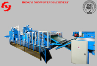 Thermal Bonded Polyester Wadding Production Line With Heat Conducting Oil