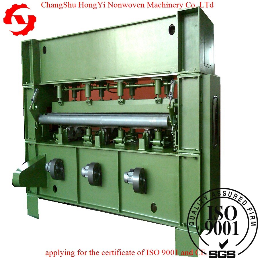 Heavy Non Woven Needle PunchIng Machine , Needle Loom Machine