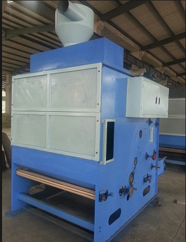 Professional SMS / PP Vibrating Hopper Feeder Low Consumption 1500mm