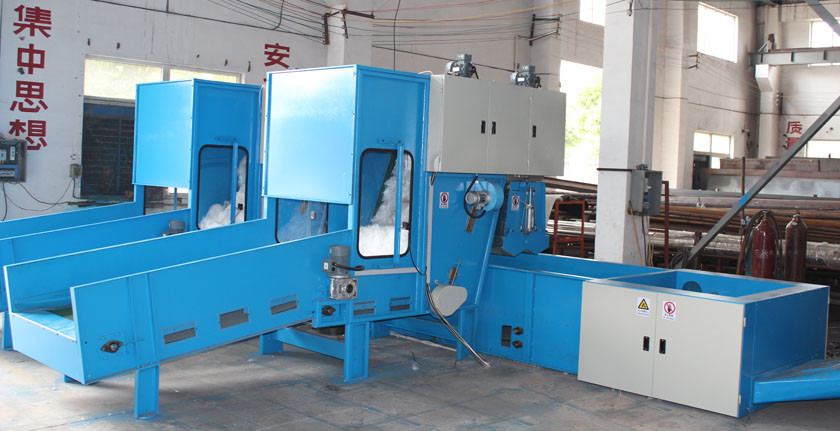 High Speed Textile Fine Opening Machine , Fiber Opener Machine Width 1100-2000mm