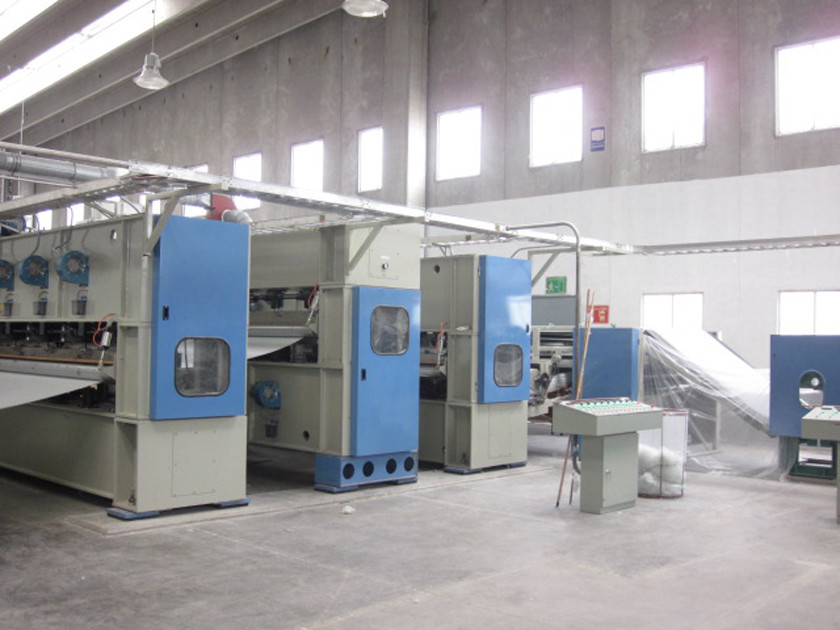 Automatic Polypropylene Non Woven Fabric Making Machinery With High Speed
