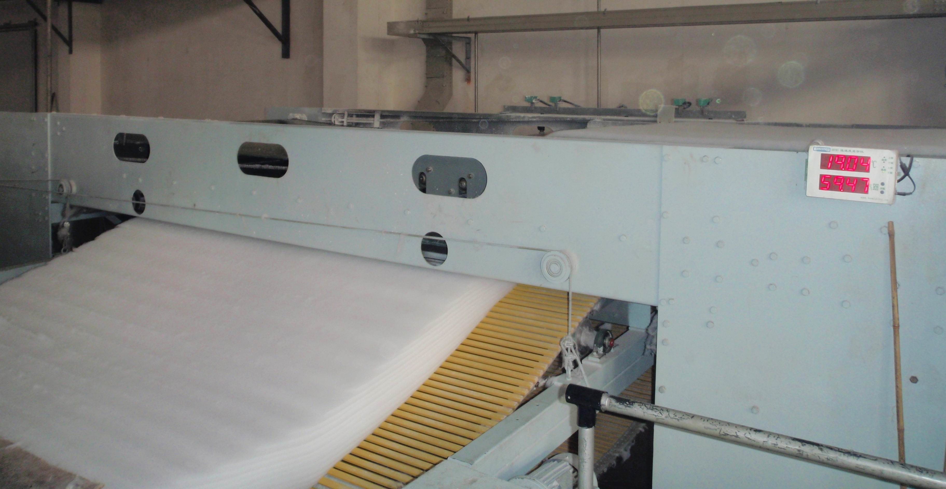 2000mm Non Woven Fabric Making Machine / Non Woven Making Machine 80-300kg/H