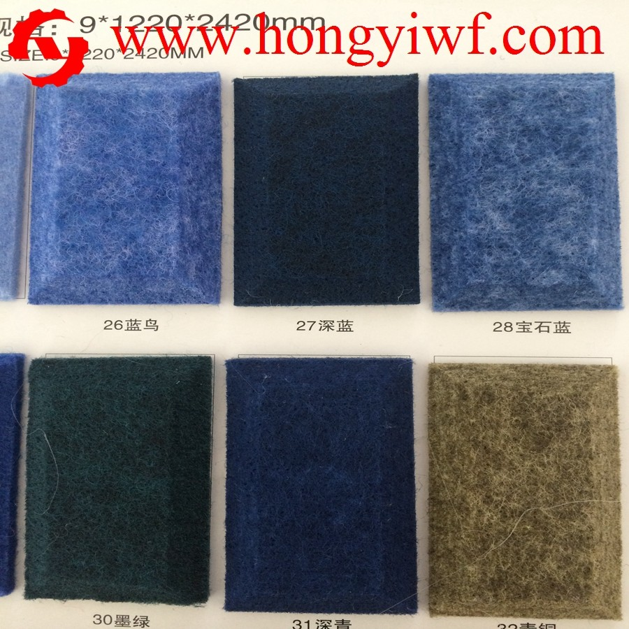 Non Woven Mattress Thermobonding Oven With Inverter Controlled Output Device